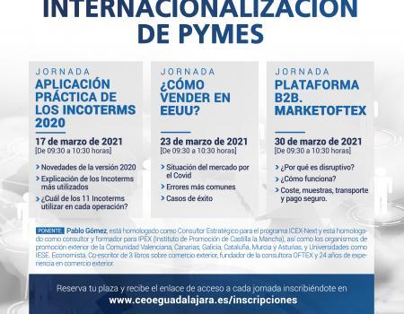 JORNADA COMEX: APLICACIÓN PRÁCTICA DE LOS INCOTERMS 2020