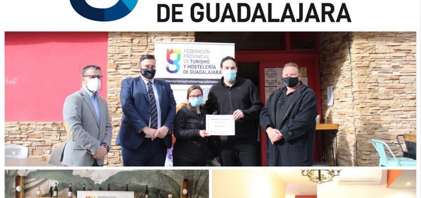 Marisquería Pedro gana el concurso de la Ruta de la Tapa de Guadalajara