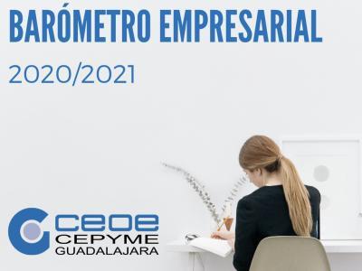 Barómetro Empresarial de la provincia de Guadalajara