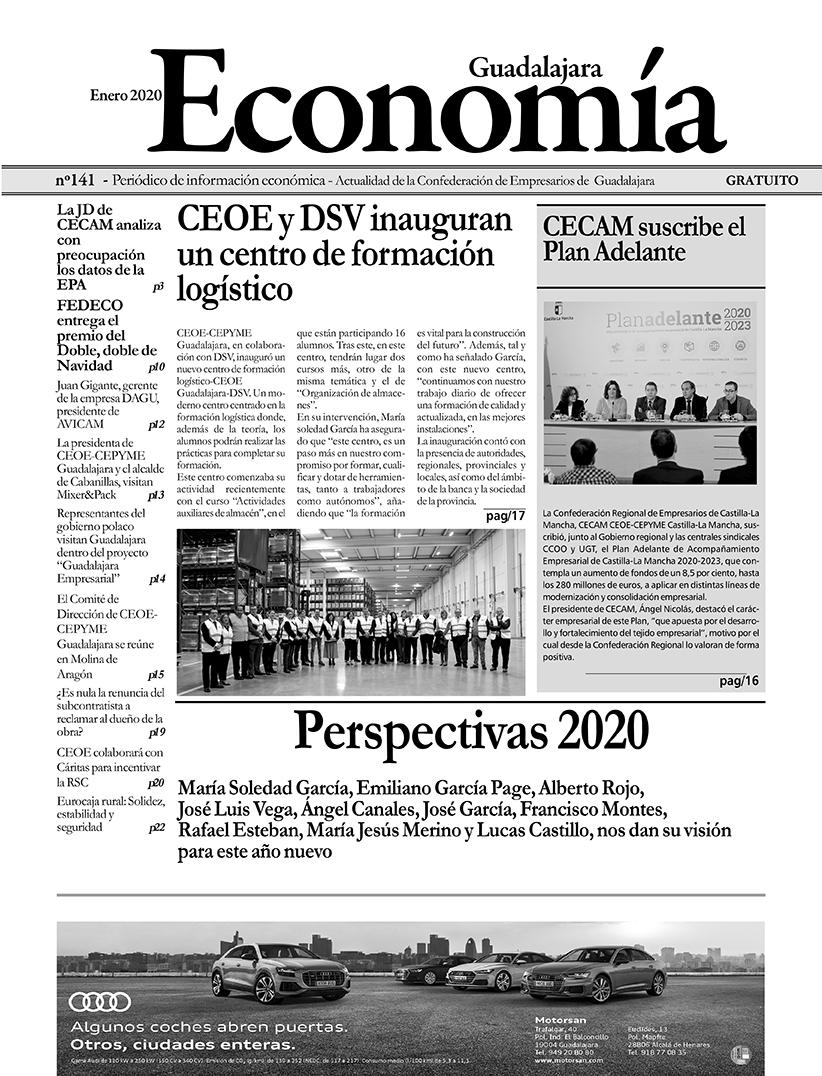 Periódico Economía de Guadalajara - Enero 2020