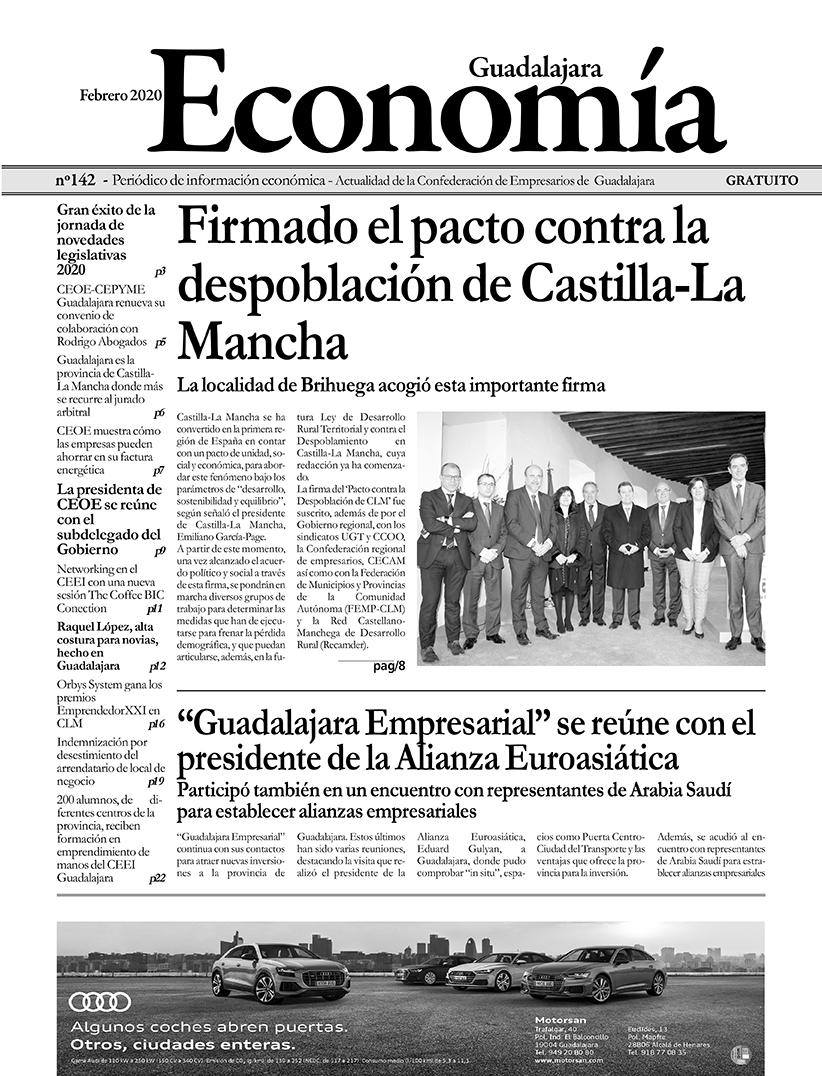 Periódico Economía de Guadalajara - Febrero 2020
