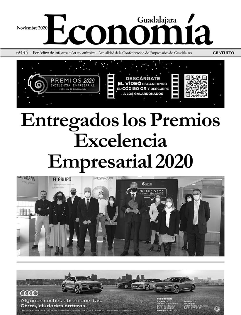 Periódico Economía de Guadalajara - Noviembre 2020