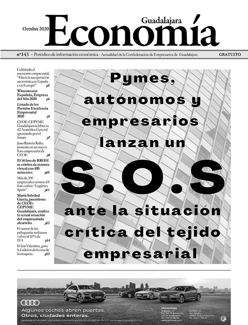Periódico Economía de Guadalajara - Octubre 2020
