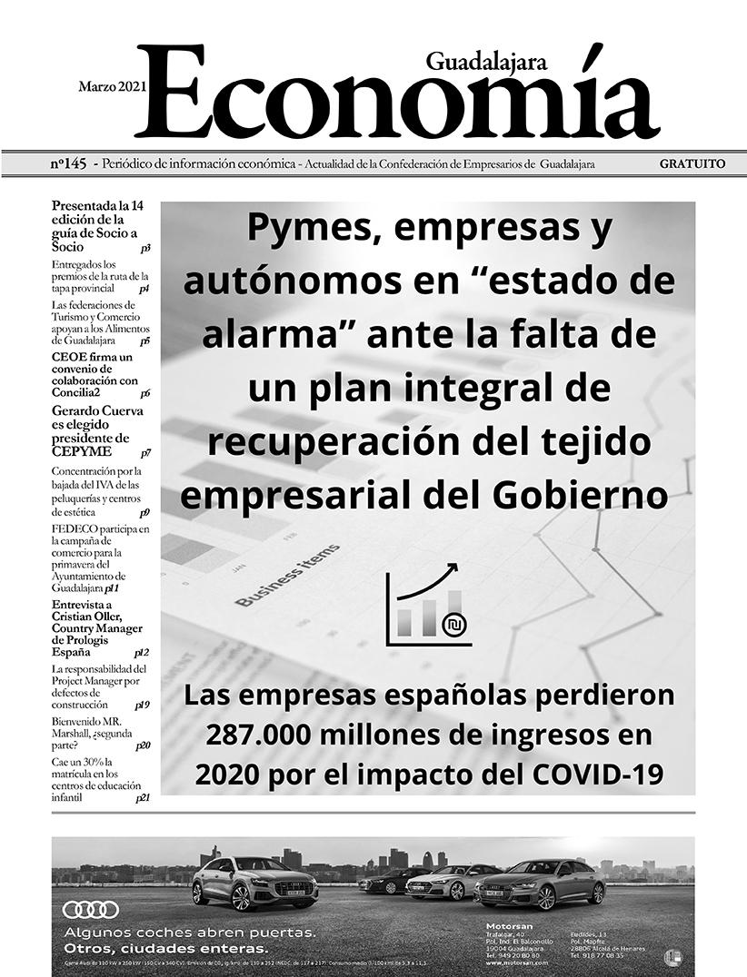 Periódico Economía de Guadalajara - Marzo 2021