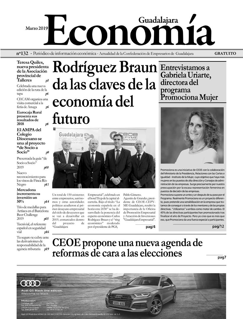 Periódico Economía de Guadalajara - Marzo 2019