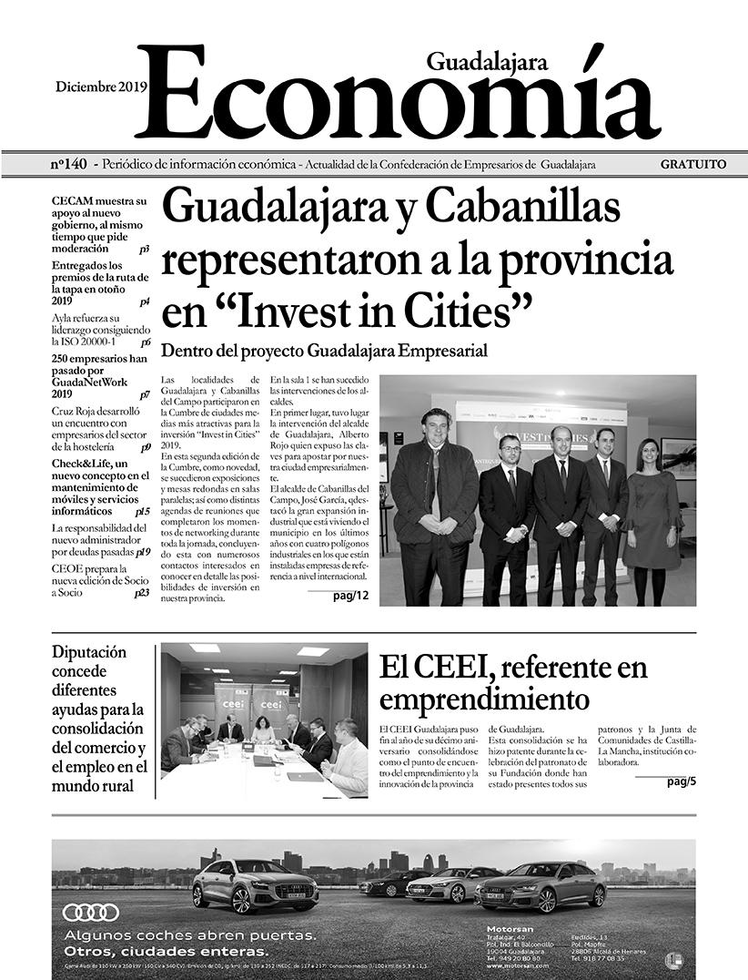 Periódico Economía de Guadalajara - Diciembre 2019