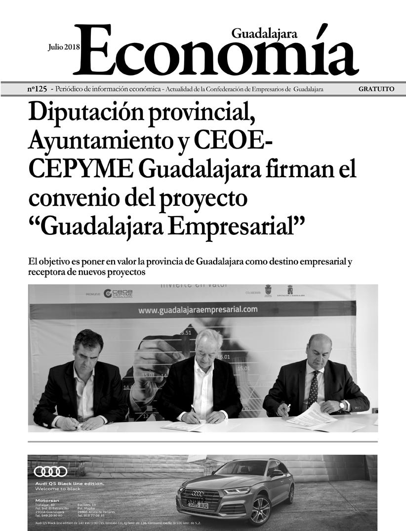 Periódico Economía de Guadalajara - Julio 2018