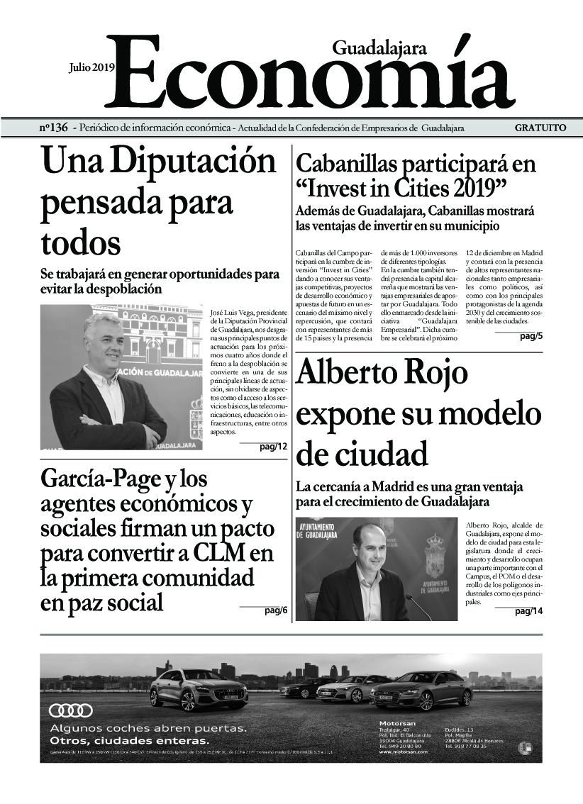 Periódico Economía de Guadalajara - Julio 2019
