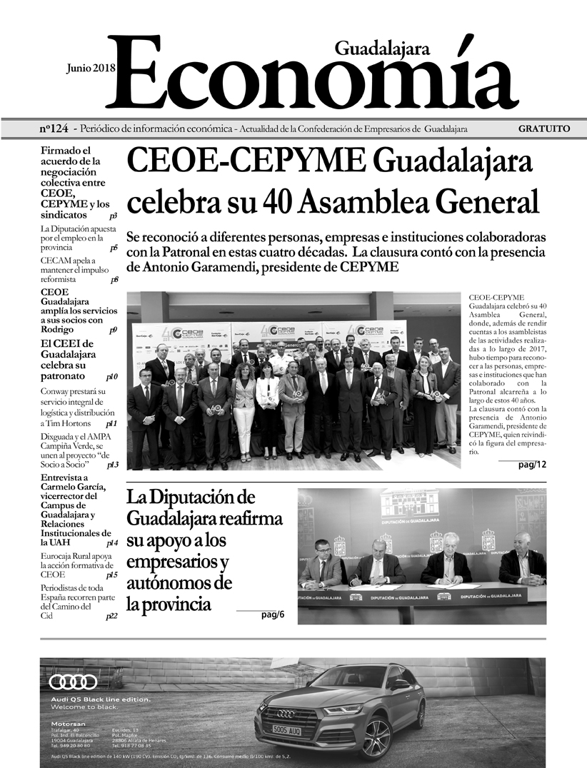 Periódico Economía de Guadalajara - Junio 2018