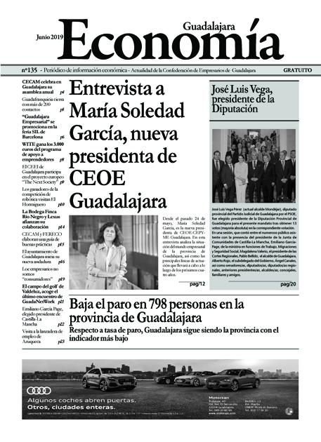 Periódico Economía de Guadalajara - Junio 2019