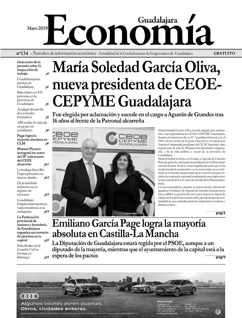 Periódico Economía de Guadalajara - Mayo 2019