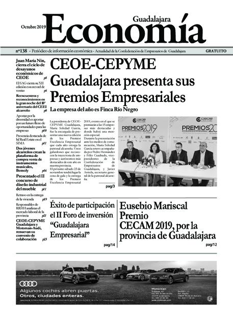 Periódico Economía de Guadalajara - Octubre 2019