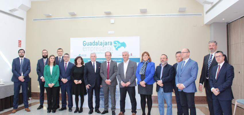 El mariscal de la provincia de Swietokrzyskie, junto con otros miembros del gobierno polaco, visitan Guadalajara con el fin de generar sinergias empresariales