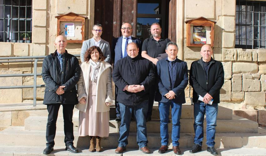 El Comité de Dirección de CEOE-CEPYME Guadalajara se reúne en Molina de Aragón