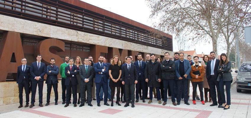 CaixaBank impulsa la internacionalización de las empresas de Castilla-La Mancha en la Jornada Puerta al Exterior