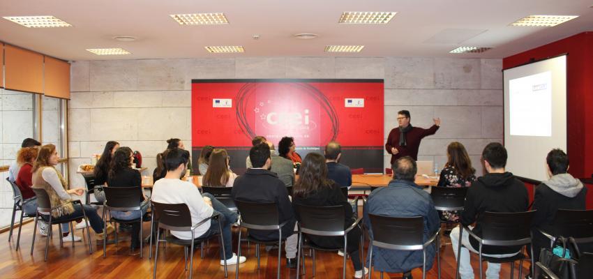 Arranca el Coffee Connection entre las empresas instaladas en el CEEI de Guadalajara