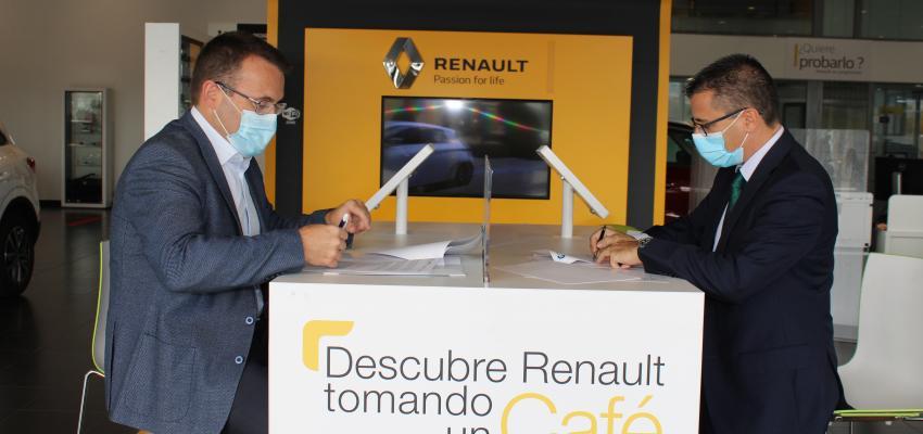 CEOE-CEPYME Guadalajara y Autocarpe firman un acuerdo de colaboración