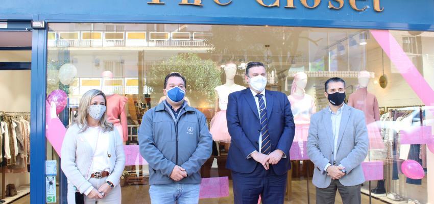 El Ayuntamiento de Guadalajara apoya al comercio de proximidad con 45.000 €  destinados a incentivar el consumo local