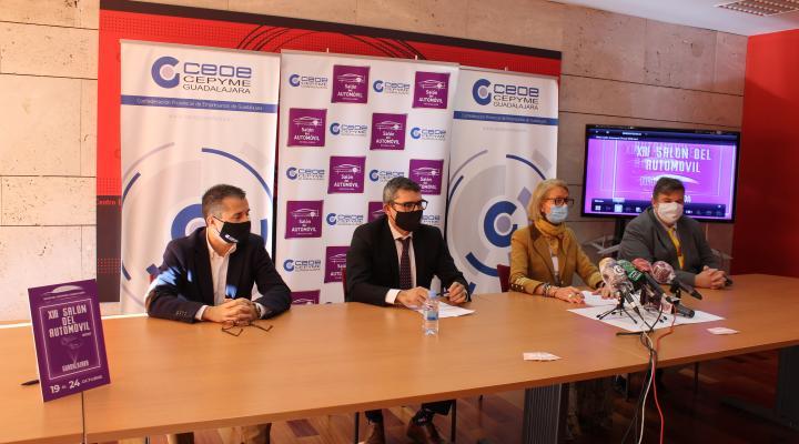 El 13 Salón del Automóvil de Guadalajara vuelve del 19 al 24 de octubre en www.salonautoguada.com y en los concesionarios participantes
