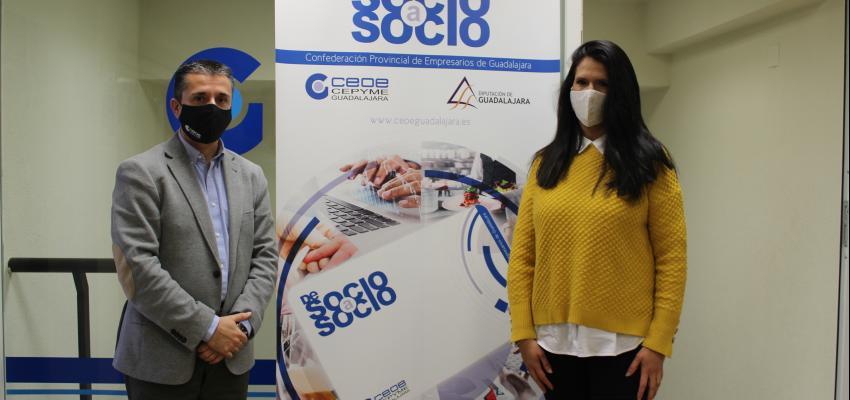 El APA del Colegio Chesterton se une al proyecto de Socio a Socio de CEOE-CEPYME Guadalajara