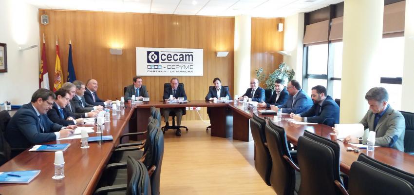 La junta directiva de CECAM analiza con preocupación los datos de la EPA publicados hoy