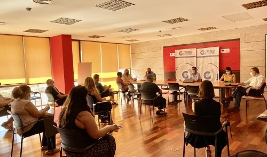 Firmado el acuerdo de convenio colectivo de operadores logísticos de la provincia de Guadalajara
