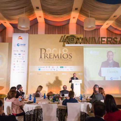 Premios Excelencia Empresarial 2018