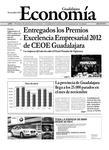 Periódico Economía de Guadalajara - Noviembre 2012