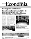 Periódico Economía de Guadalajara - Noviembre 2014