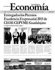 Periódico Economía de Guadalajara - Noviembre 2015