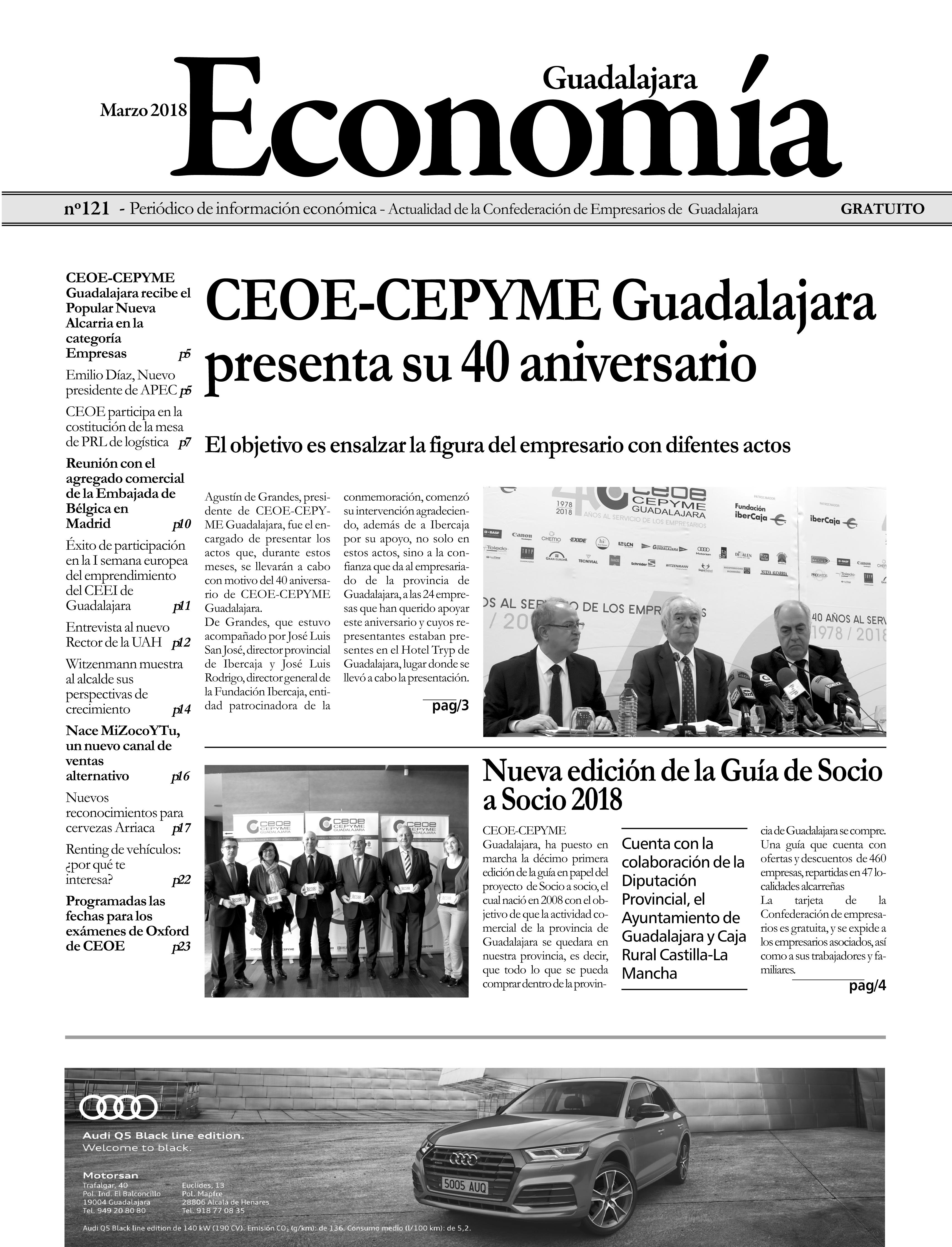 Periódico Economía de Guadalajara - Marzo 2018