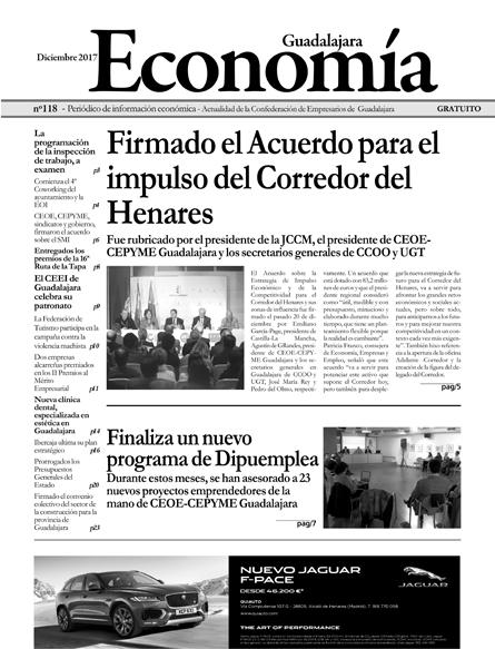 Periódico Economía de Guadalajara - Diciembre 2017
