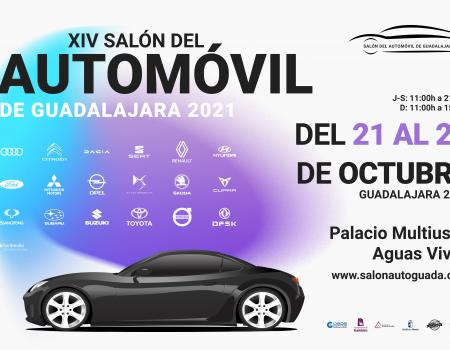 Salón del Automóvil de Guadalajara 2021 - Del 21 al 24 de octubre -