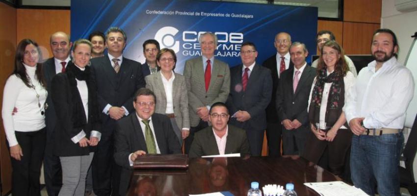 CEOE-CEPYME Guadalajara clausura el I Curso de Gestión Internacional de PYMES