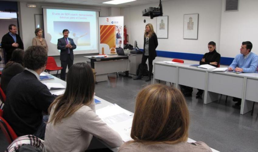 El Centro de Estudios Superiores de CEOE-CEPYME Guadalajara imparte un nuevo curso de alta dirección basado en el Coaching
