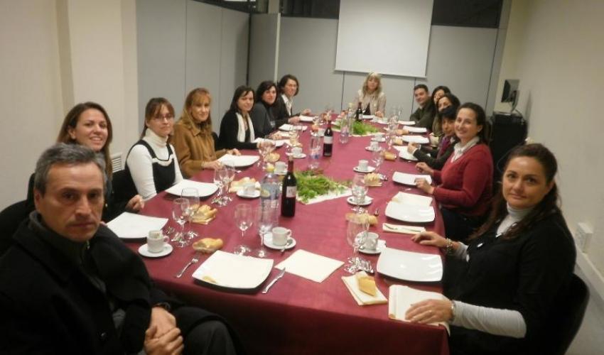 Los alumnos del Curso de Protocolo de CEOE-CEPYME Guadalajara aprenden de una forma diferente