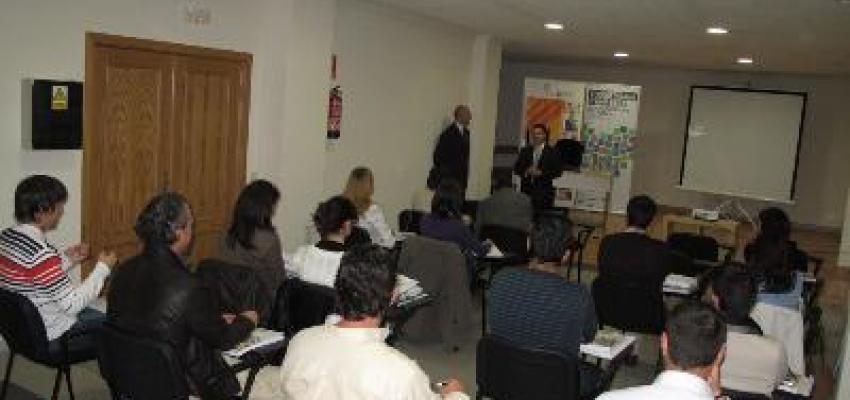 CEOE Guadalajara inaugura el curso de Gestión Internacional de empresas de yoquieroamipyme.com