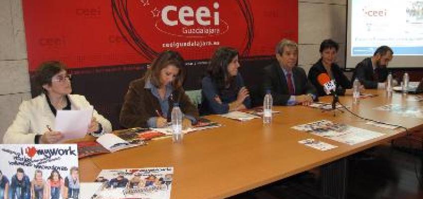 El CEEI de Guadalajara organiza la I Semana del emprendimiento