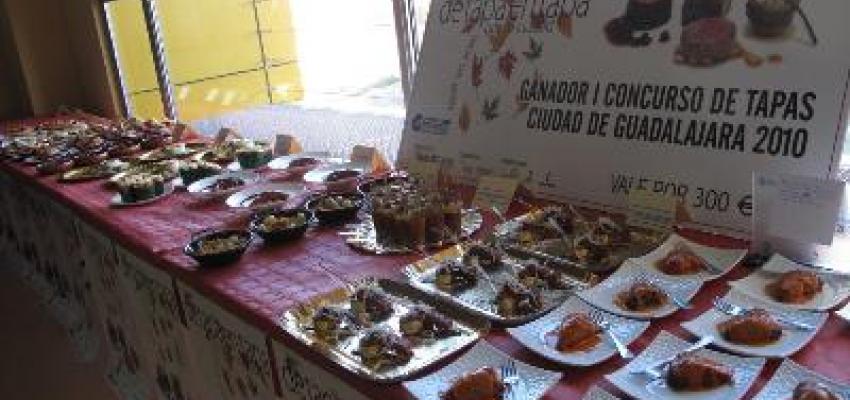 Gran éxito de la IV Ruta de la Tapa de Guadalajara