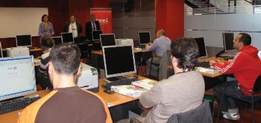 Comienza el curso de consolidación empresarial en el CEEI de Guadalajara