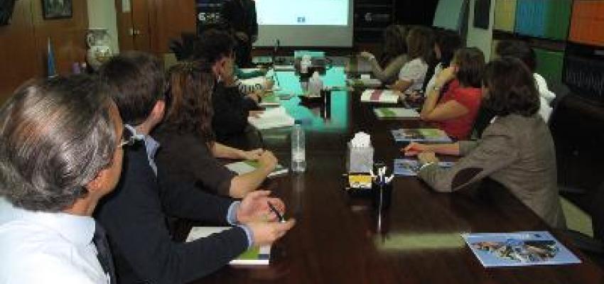 Los trabajadores autónomos de Sigüenza y Guadalajara se forman en materia de PRL