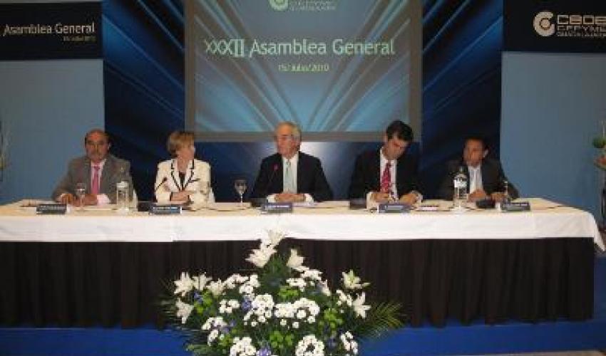 CEOE-CEPYME Guadalajara celebra su XXXII Asamblea General