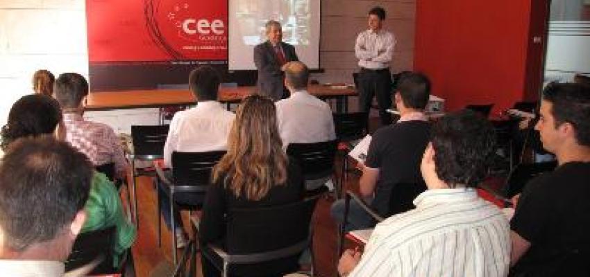 El CEEI de Guadalajara acoge un seminario basado en 'las ventas en la era de las TIC'