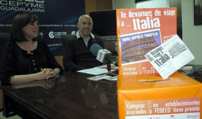 FEDECO presenta su campaña de dinamización del comercio para este verano