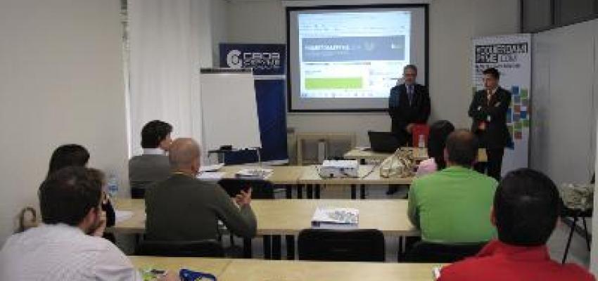 CEOE-CEPYME Guadalajara inaugura su primer curso de yoquieroamipyme.com