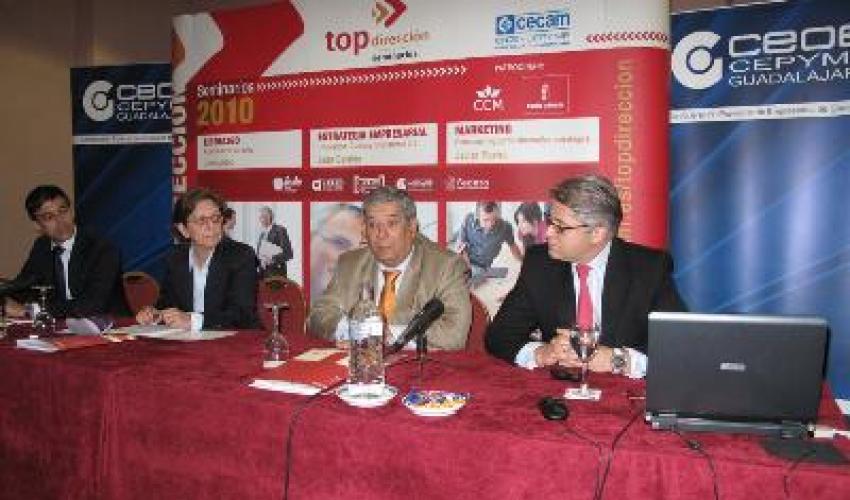 La estrategia empresarial centra un nuevo seminario de Top Dirección