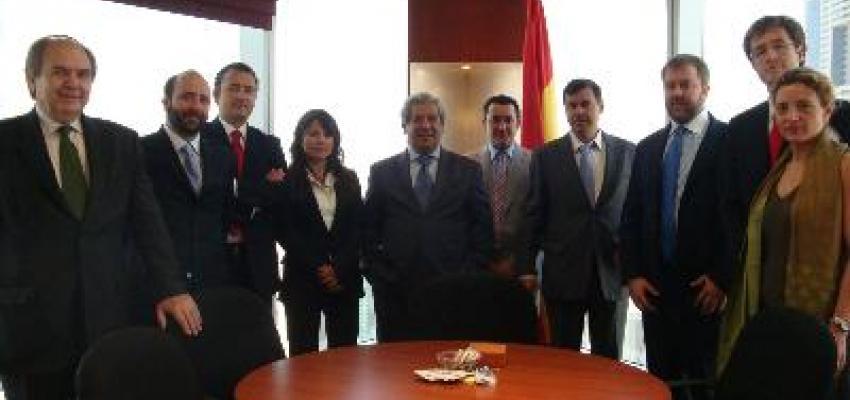 Comienza la misión comercial en los Emiratos Árabes con la participación de empresas alcarreñas