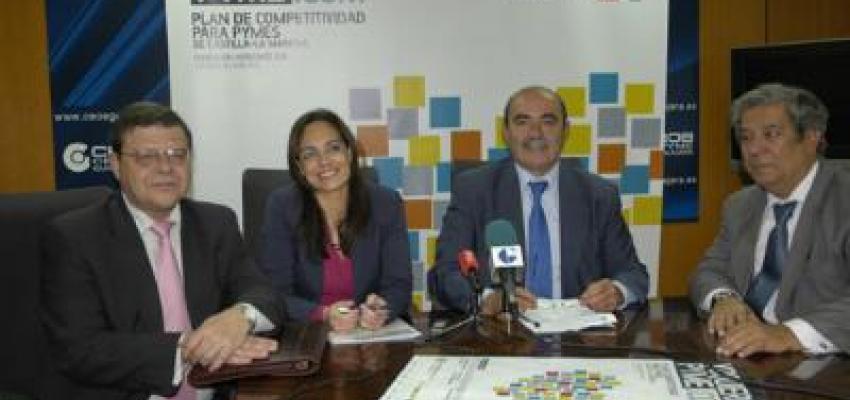 La Fundación Horizonte XXII presenta la plataforma YOQUIEROAMIPYME en Guadalajara