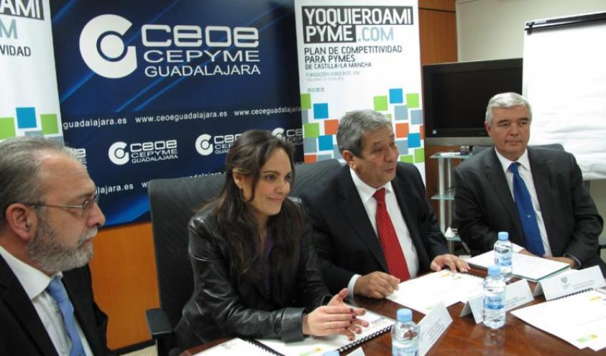 CEOE-CEPYME Guadalajara clausura el Curso de Gestión Financiera para empresas de la plataforma YOQUIEROAMIPYME