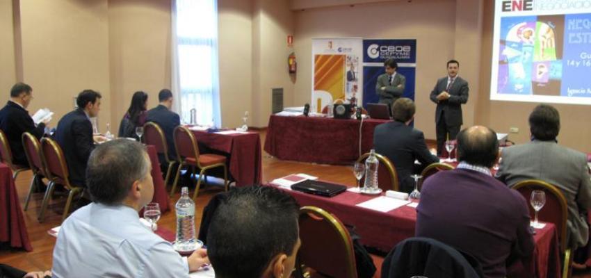 El Centro de Estudios Superiores Empresariales de CEOE-CEPYME Guadalajara imparte un nuevo curso sobre negociación